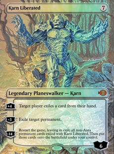 Karn Liberated [PRM] (F)