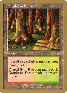 Karplusan Forest <Jan Tomcani> [WC01]