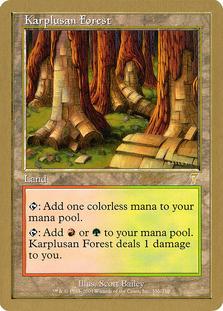 Karplusan Forest <Sim Han How> [WC02]