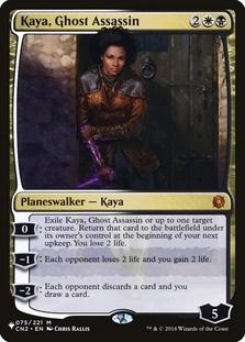 Kaya, Ghost Assassin [PLIST]