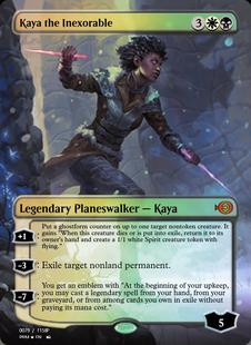 Kaya the Inexorable [PRM] (F)