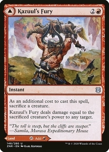 Kazuul's Fury