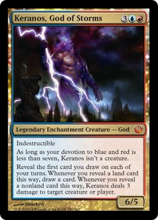 Keranos, God of Storms