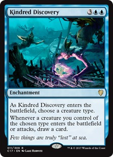 Kindred Discovery [C17]