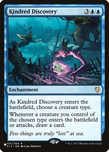 Kindred Discovery [PLIST]