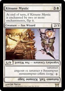 Kitsune Mystic [CHK] (F)