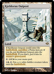 Kjeldoran Outpost <Alt. 1> [PRM]
