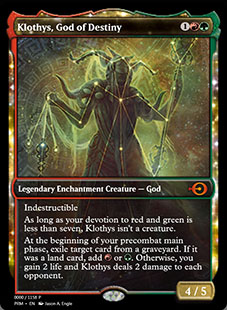 Klothys, God of Destiny [PRM]