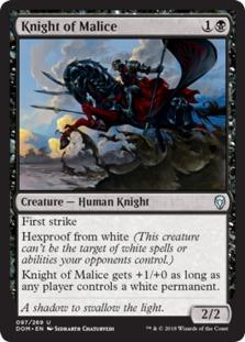 Knight of Malice