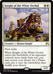 Knight of the White Orchid [ORI]