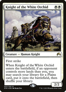 Knight of the White Orchid [PRM-PRE] (F)