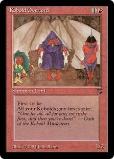 Kobold Overlord