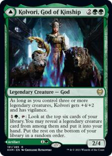 Kolvori, God of Kinship