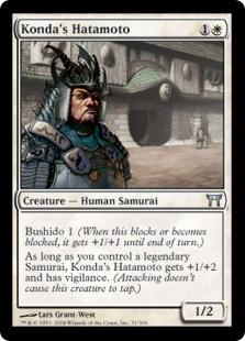 Konda's Hatamoto