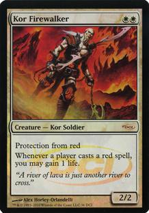 Kor Firewalker [PRM-WPN] (F)