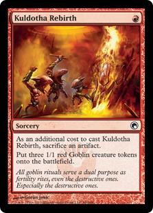 Kuldotha Rebirth