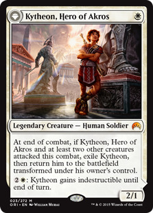 Kytheon, Hero of Akros [ORI]