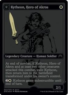 Kytheon, Hero of Akros [PRM-SDCC15] (F)