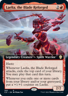 Laelia, the Blade Reforged <extended> [C21]