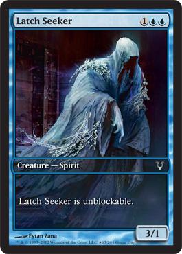 Latch Seeker