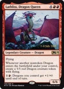 Lathliss, Dragon Queen [PRM-PRE] (F)