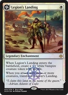 Legion's Landing [PRM-BAB] (F)