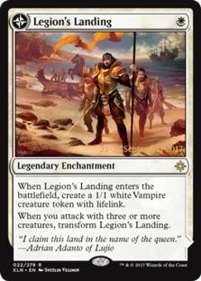 Legion's Landing [PRM-PRE] (F)