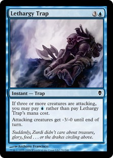 Lethargy Trap