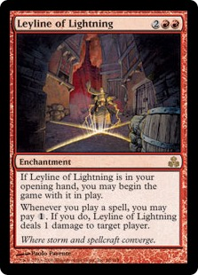 Leyline of Lightning