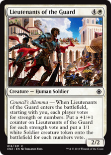 Lieutenants of the Guard