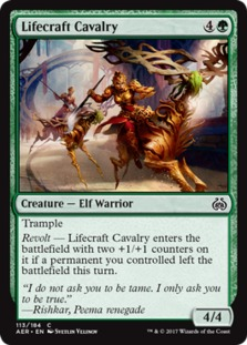 Lifecraft Cavalry