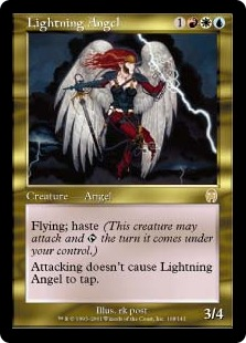 Lightning Angel [AP]