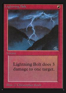 Lightning Bolt [CED]