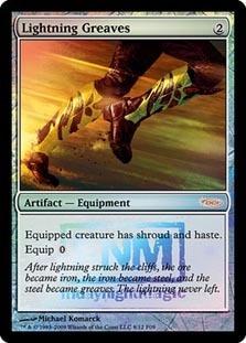 Lightning Greaves [PRM-FNM] (F)