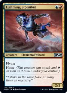 Lightning Stormkin