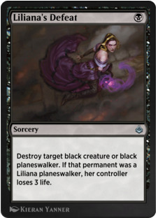 Liliana's Defeat