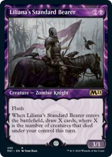 Liliana's Standard Bearer <showcase> [M21]