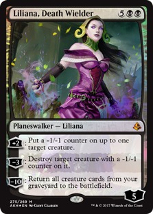 Liliana, Death Wielder
