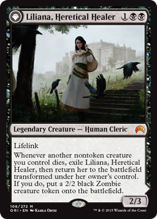 Liliana, Heretical Healer [ORI]