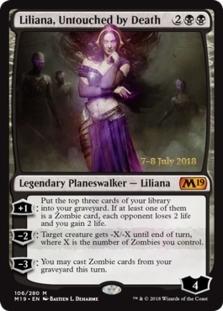 Liliana, Untouched by Death [PRM-PRE] (F)