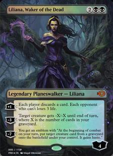 Liliana, Waker of the Dead [PRM]