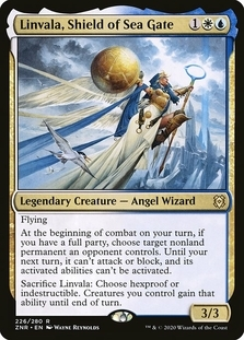 Linvala, Shield of Sea Gate