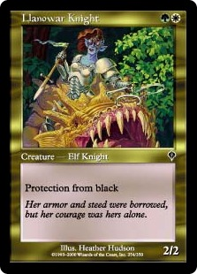 Llanowar Knight [IN]