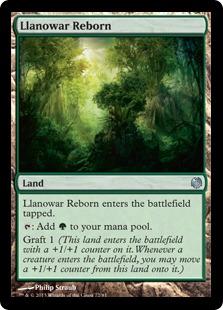 Llanowar Reborn
