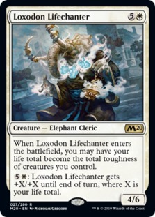 Loxodon Lifechanter