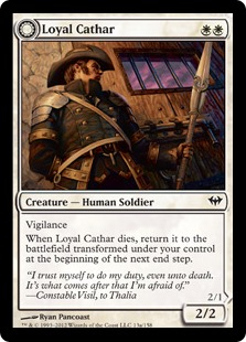Loyal Cathar
