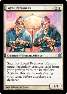 Loyal Retainers