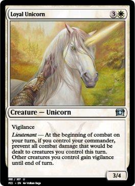 Loyal Unicorn