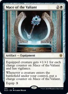 Mace of the Valiant <brawl deck> [ELD]