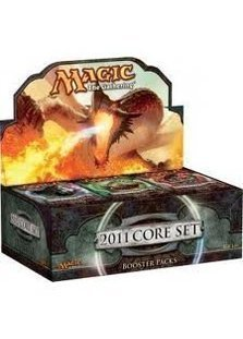 Magic 2011 Booster Box